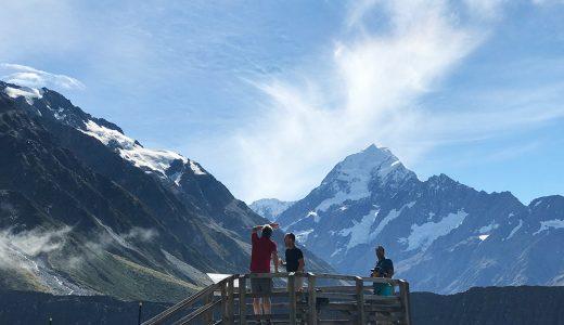 ニュージーランドに行くなら南島には必ず行け!家族ノマドからひとりバックパッカー旅!